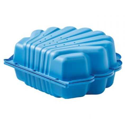 blauwe zandbak schelp kopen