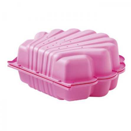 roze zandbak schelp kopen